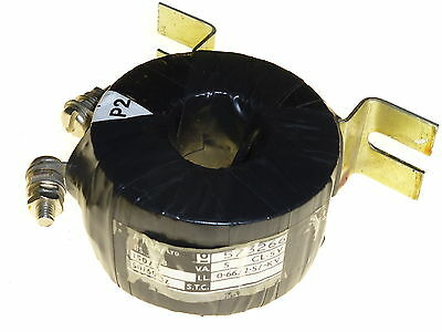 5VA current transformer 150 amp / 5 amp ratio ARW LTD 573266 50 / 60Hz