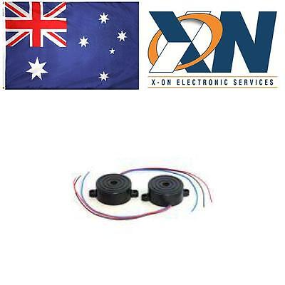 2pcs AT-3237-TF-LW140-R - PUI Audio - Speakers and Transducers 3700Hz 98dBA 12V