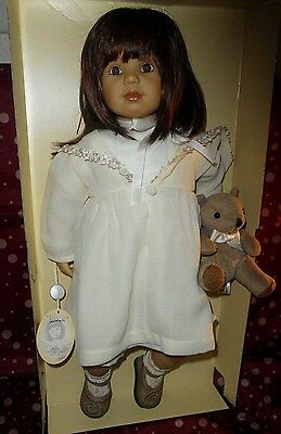 Zapf Creation Linda doll by Brigitte Paetsch Retired and very Rare