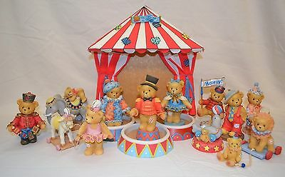 Cherished Teddies Circus Collection