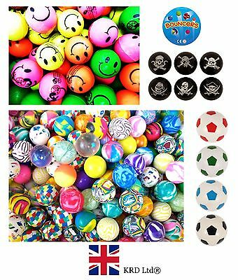 SUPER BOUNCY JET BALL Kids Birthday Party Bags Favors Stocking Filler Toys Balls
