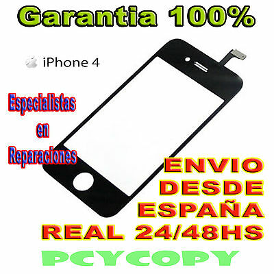 Pantalla  Tactil Para Reparar Iphone 4 4G 4S Cristal Touch Screen  A+ Nueva