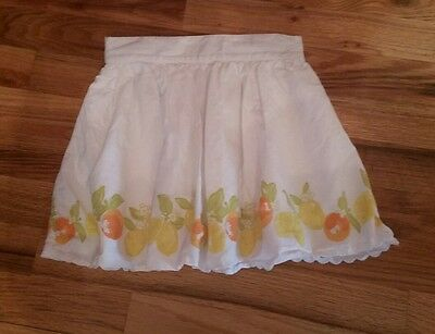 Janie and jack girl skirts size 4.