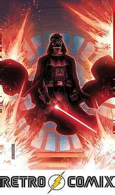 Marvel Star Wars Darth Vader #2 First Print New/unread Bag/board