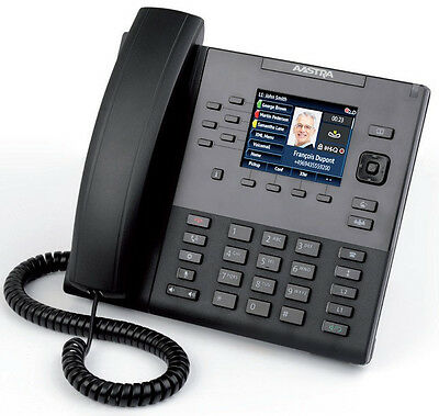 Aastra - VoIP SIP 6867i Telephone (80C00002AAA-A)