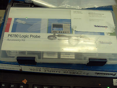 q   NEW Tektronix P6780 Logic Probe Accessory Kit