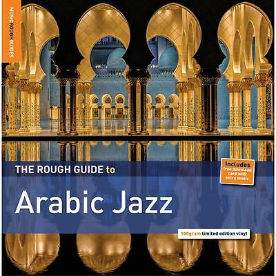 Various - Rough Guide Arabic Jazz (lp) NEW LP