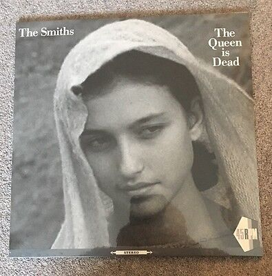 "The Smiths The Queen Is Dead 12"" Anniversary Vinyl"