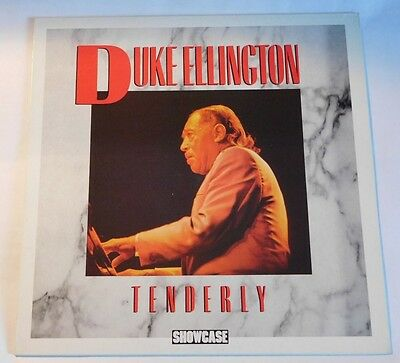 Duke Ellington ‎– Tenderly: Vinyl LP 1985