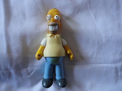 Homer Simpson. The Simpsons. Early Mattel Action Figures