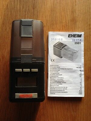 Eheim Auto Fish Feeder. Used But In Very Good Condition.