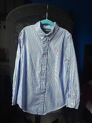 Ralph Lauren Boys Shirt Size 7