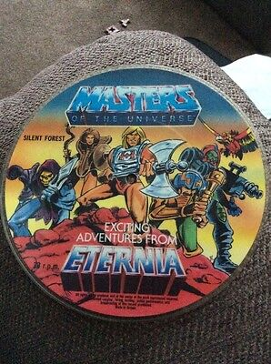 """Masters Of The Universe: Exciting Adventures From Eternia, 7"""" Picture Disc"""