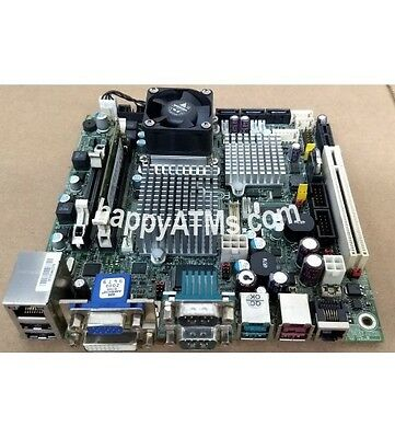 NCR Motherboard Kingsway GL40 Core2Duo-2.2GHZ 2GB PN: 445-0728233