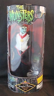 """The Munsters """"Grandpa Munster"""" Al Lewis TV Show Figure Limited Edition! MIB!"""