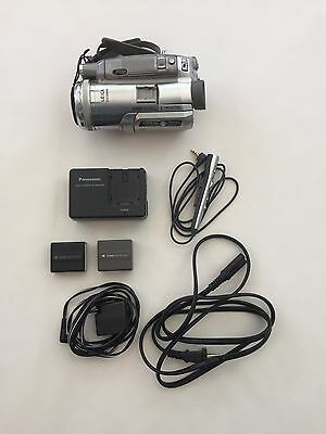 Panasonic PV-GS250 CCD Video Camera - Excellent Condition.  Works perfectly