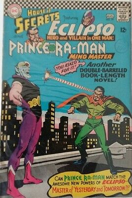 House of Secrets #79 Silver Age DC Comics FREE POSTAGE AND PACKAGING