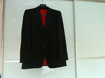 Traje Suit Men's Carolina Herrera-Size 38-Like New-Used 1 Day