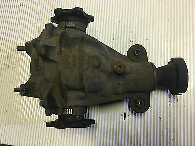 Nissan skyline r33 r32 gtr rear 2 way diff differential bcnr33 lsd 4.1 37 / 9