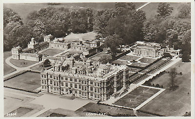 Longleat-   Real Photo Postcard # Rp