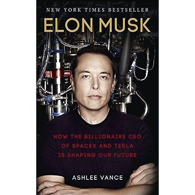 Elon Musk: How the Billionaire CEO of Spacex and Tesla is Shaping Our Future...