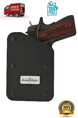 Benchmaster Safe Handgun Rack Mount Stacking With Single 1 For Gun & Pistol Care