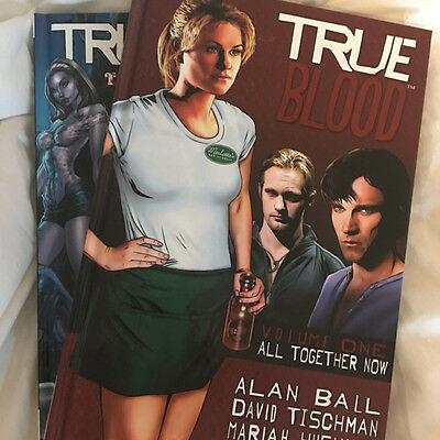 True Blood Volume #1 / #2: All Together Now / Tainted Love (Hardcover)