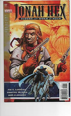 Jonah Hex Riders Of The Worm And Such #1-5 Nm (1993) Dc Legends Tomorrow