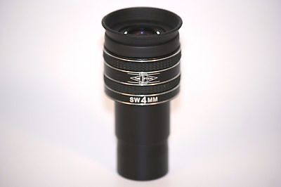 """New Multicoated 1.25"""" TMB Super Wide 4mm Planetary II Eyepiece For Telescope"""