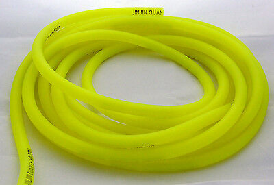 New Motorcycle Motorbike Bike Engine Petrol Fuel Line Hose Pipe Yellow