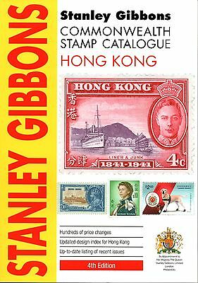 STANLEY GIBBONS Stamp Catalogue: Hong Kong 4th Edition