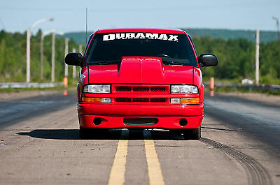 1994 Chevrolet S-10 SPORTS EXTENDED CAB TRUCK 1994 CHEVROLET S10 SPORTING A 6.6 DURAMAX DIESEL ENGINE