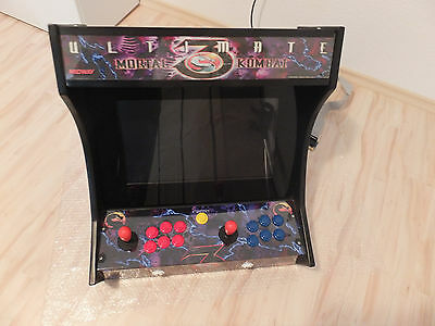 StarCade XXL Ultimate Mortal Kombat 3 Edition / Bartop Arcade Machine