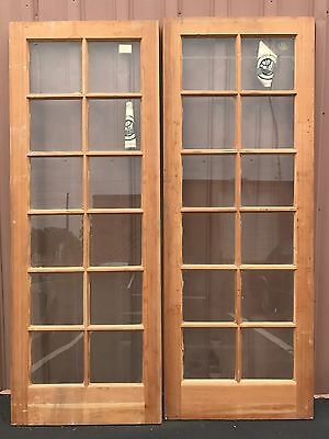 Simpson French Glass Doors