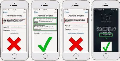 iCloud UNLOCK Service iPhones iPad iPod Activation Bypass Lock Removal