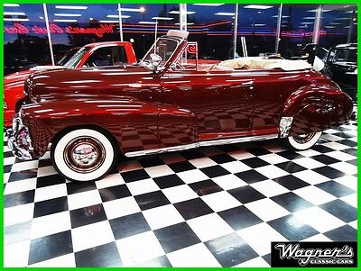1947 Chevrolet Other  1947 Chevrolet Fleetmaster Convertible