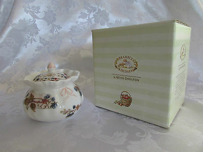 Royal Doulton Brambly Hedge Dorothy Pot Autumn