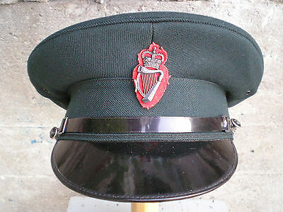 Obsolete Vintage Royal Ulster Constabulary Cap by Compton Webb