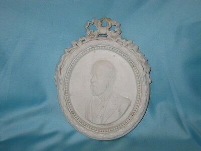 Goss First Period Oval Wall Plaque - PRINCE OF WALES