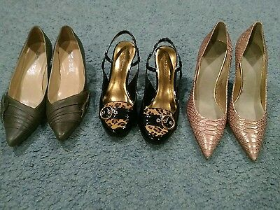 lot of womens shoes size 10