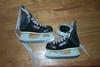 Bauer Charger  Hockey Ice Skates 220mm 8 2/3