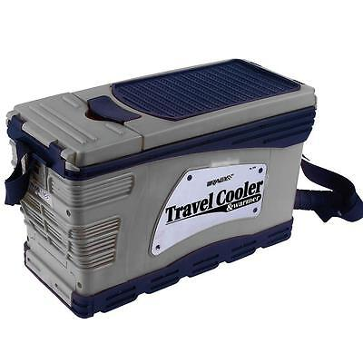 Car Cooler Fridge 12v Portable Warmer Electric Small Camping Travel Can Holder
