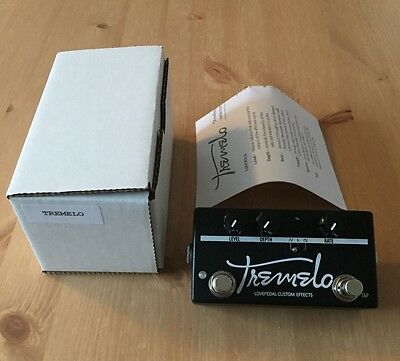[NEW] Lovepedal Tap Tremolo Guitar Effects Pedal