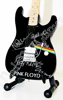 Miniature Guitar PINK FLOYD with free stand