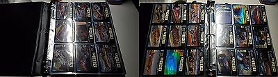 Hot Wheels Acceleracers NEAR COMPLETE Lot of 236 Cards RARE HOLO EXCELLENT/NM