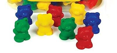 Baby Bears Counters - 40p in Jar -  Educational, Maths, Toys, Numeracy, School