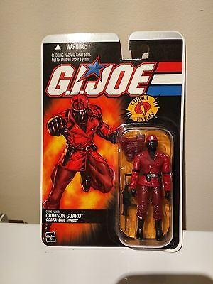 Brand New Gi Joe Cobra Grimson Guard