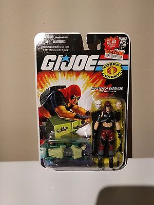 Brand New Gi Joe Zartan