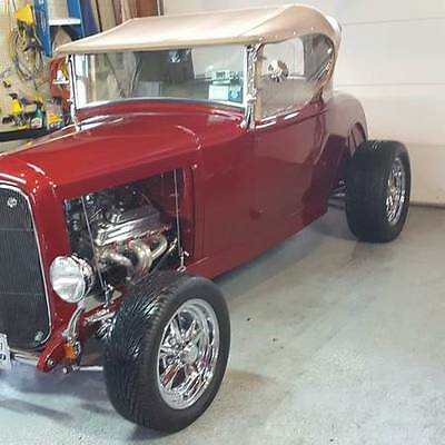1931 Ford Model A Custom 1931 Model A Ford Custom Street Rod