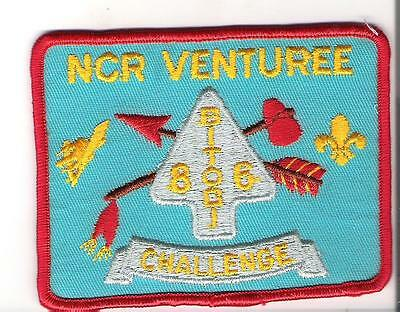 S21) Scouts Canada  -  Venturee crests - National Capital Region NCR Ottawa